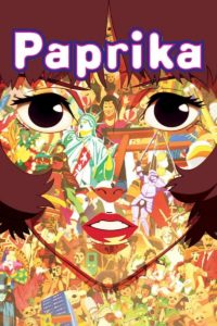 Paprika Anime Movie Visual