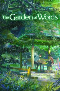 The Garden of Words Anime Visual
