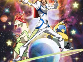 Space Dandy Series Review