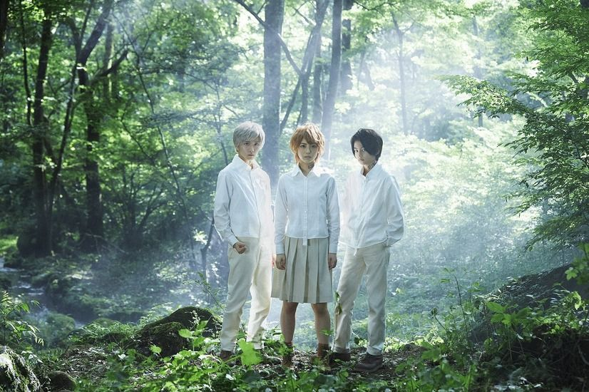 The Promised Neverland Live Action Visual