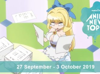 This Week's Top 10 Most Popular Anime News (27 Sep – 3 Oct 2019)