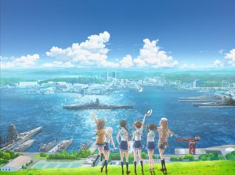 High School Fleet Movie Reveals New Visual and Characters