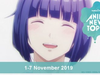 This Week's Top 10 Most Popular Anime News (1-7 November 2019)