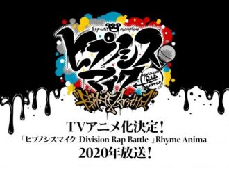 Hypnosis Mic To Get TV Anime in 2020!