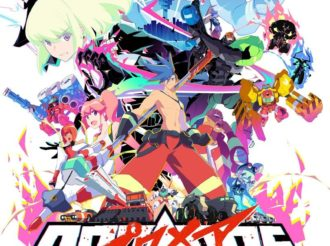 Japanese Promare Blu-ray and DVD Reveals Bonus Items