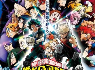 My Hero Academia Reveals a First Look at Hawks