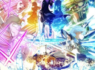 Sword Art Online Alicization WoU Reveals New Visual