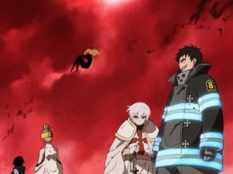 Fire Force Returns in Summer 2020