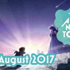 This Week's Top 10 Most Popular Anime News (4 -10 August 2017)