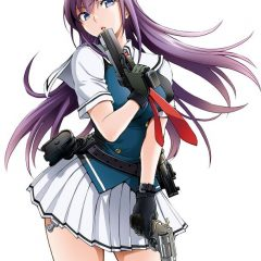 Grisaia: Phantom Trigger Anime Adaptation Announced, Manga Adaptation Starts