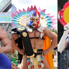 [Comiket 92] High Quality and Funny Cosplays! Turn Summer into Laughter