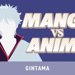 Gintama Manga VS Anime: Episode 142 'Life Is About Making Consecutive Decisions'