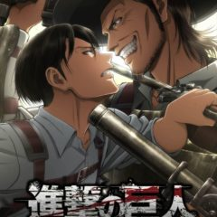 Attack on Titan Reveals New Visual for Season 3