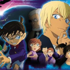 Movie Detective Conan: Zero no Shikkounin Reveals Main Visual